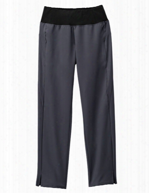 Jockey Performance Rx Zen Scrub Pant - Charcoal - Female - Women's Scrubs