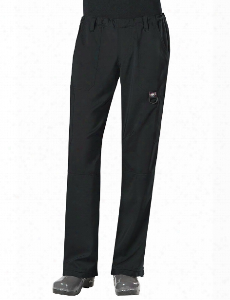 Koi Tech Lindsey 2.0 Scrub Pant - Black - Female - Women's Scrubs