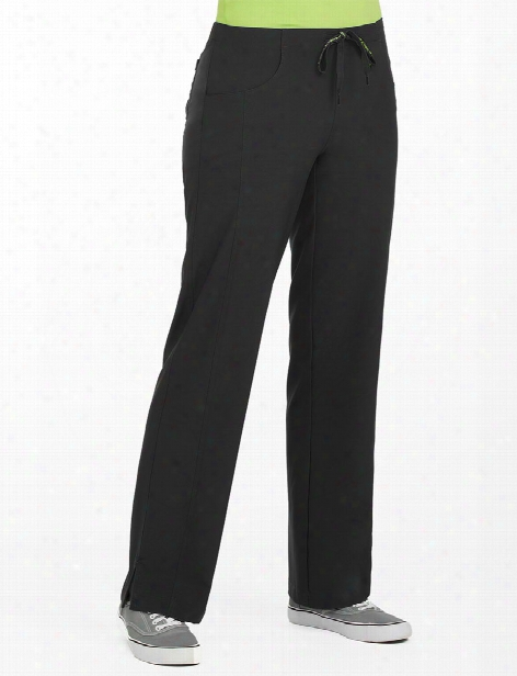 Med Couture Activate Double Shift Scrub Pant - Black - Female - Women's Scrubs