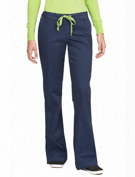 Med Couture Clearance Mcâ³ Skyler Drawstring Scrub Pant - Navy - Unisex - Clearance