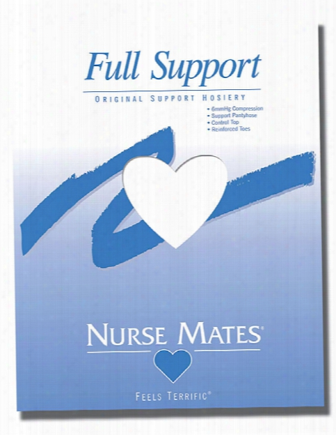 Nurse Mates Full Support Pantyhose - White - Female - Women's Scrubs