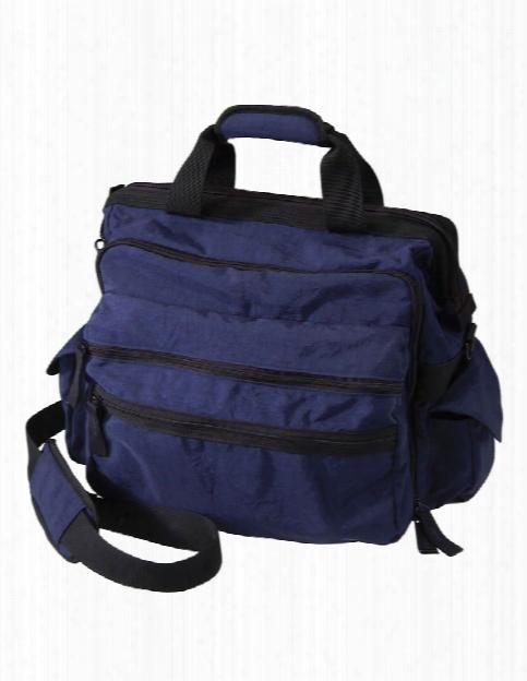 Nurse Mates Ultimate Solid Color Nursing Bag - Navy - Unisex - Medical Supplies