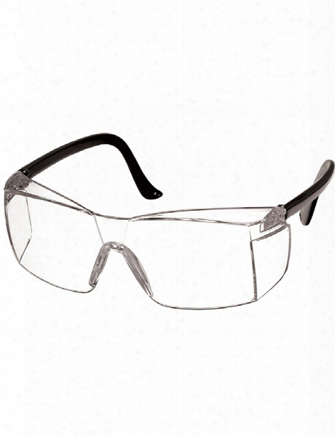 Prestige Medical Colored Temple Eyewear - Black - Unisex - Medical Supplies