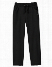 Jockey Modern Grommet Pant - Black - female - Women's Scrubs