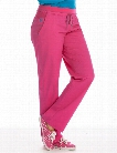 Med Couture Flex-It Scrub Pant - Azalea-Harbor Blue - female - Women's Scrubs