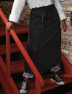 Uncommon Threads 2 Pocket Bistro Apron - Black - unisex - Chefwear