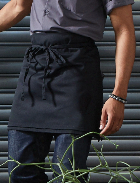 Uncommon Threads 4-way Apron - Black - Unisex - Chefwear