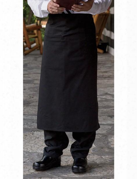 Uncommon Threads Bistro Apron - Black - Unisex - Chefwear