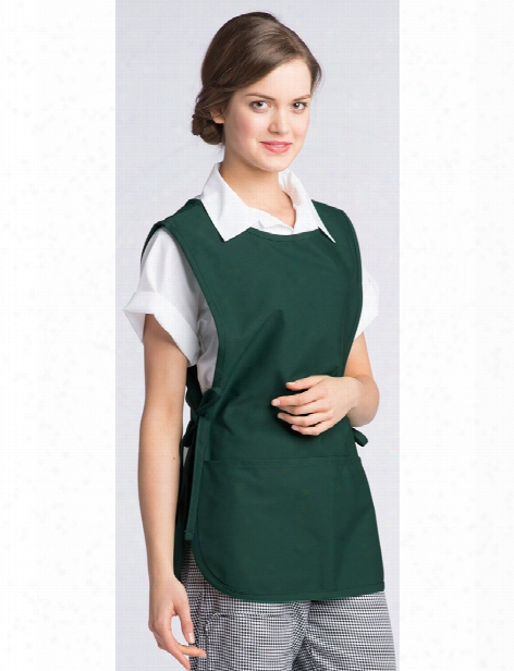 Uncommon Threads Cobbler Apron - Hunter - Unisex - Chefwear