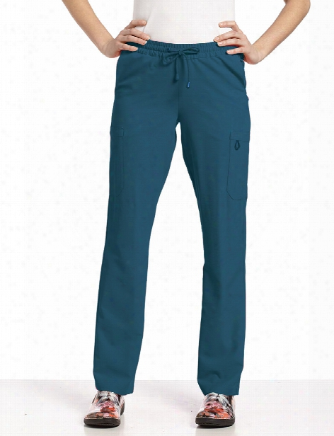 White Cross Clearance Oasis Scrub Pants - Caribbean - Unisex - Clearance