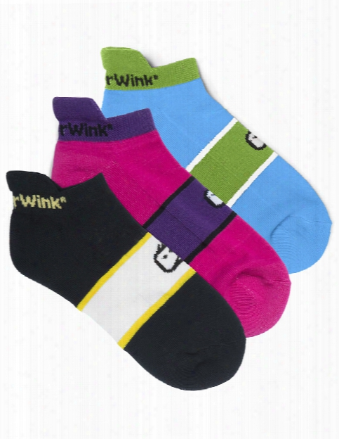 Wonderwink Wonderwink No Show Socks - Female - Women's Scrubs