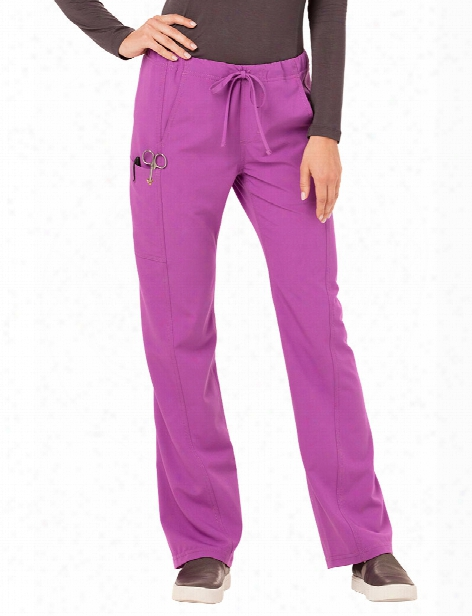 Careisma Fearless Collection Clearance Emma Scrub Pants - Purple Orchid - Female - Women's Scrubs