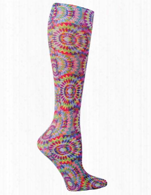 Celeste Stein Liz Compression Knee High Socks - Liz - Female - Women's Scrubs