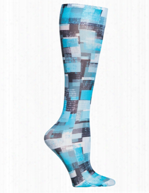 Cherokee Cherokee All Layered Up Compression Knee High Socks - Female - Women's Scrubs