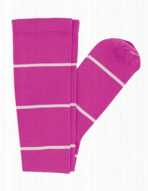 Cherokee Cherokee Power Berry Stripes Compression Knee High Socks - Female - Women's Scrubs