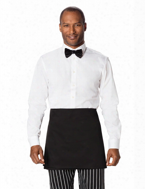 Dickies Chef 4-way Waist Apron - Black - Unisex - Chefwear