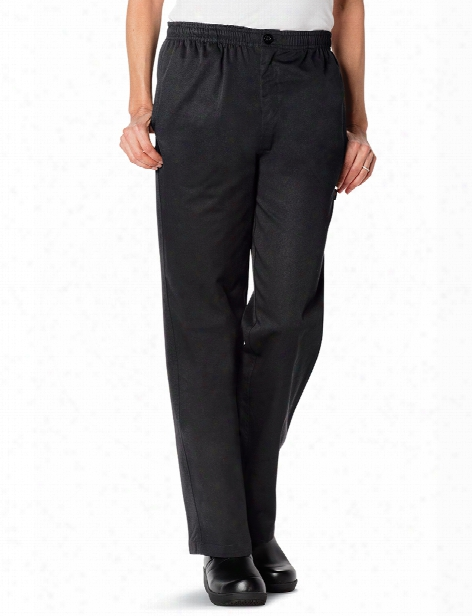 Dickies Chef Classic Chef Trouser - Black - Unisex - Chefwear