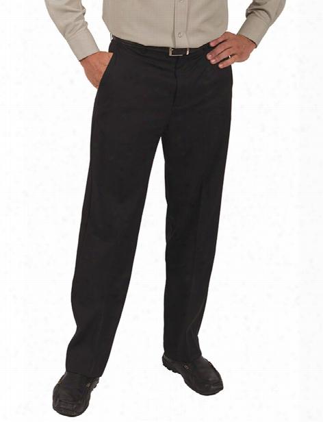 Edwards Classic Trouser Pant - Black - Unisex - Chefwear