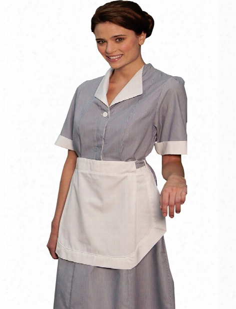Edwards Housekeeping Dress - Grey - Unisex - Corporate Apparel