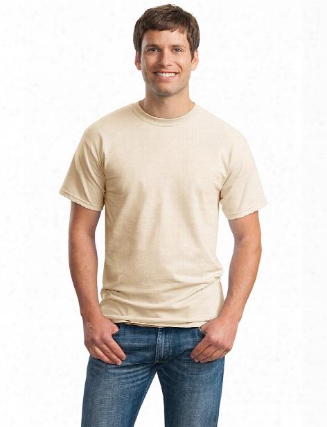 Gildan Clearance Ultra Cotton T-shirt - Natural - Unisex - Corporate Apparel