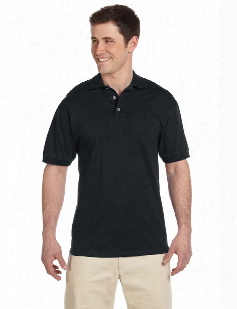 Jer Zees 100% Cotton Sport Shirt - Black - Unisex - Corporate Apparel