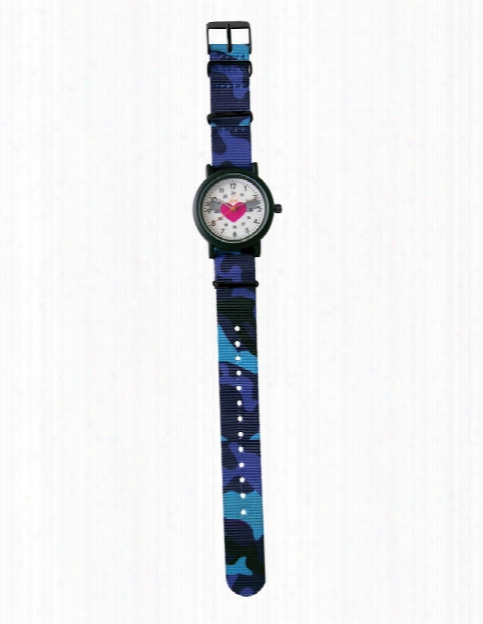 Koi Koi Driftwood Camo Ashley Watch - Unisex - Medical Supplies