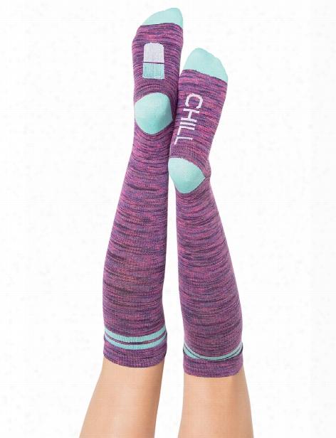 Landau Landau Chill Pill Compression Socks - Female - Women's Scrubs