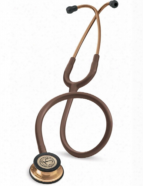 Littmann Classic Iii Special Finish Stethoscope - Chocolate-copper Finish - Unisex - Medical Supplies