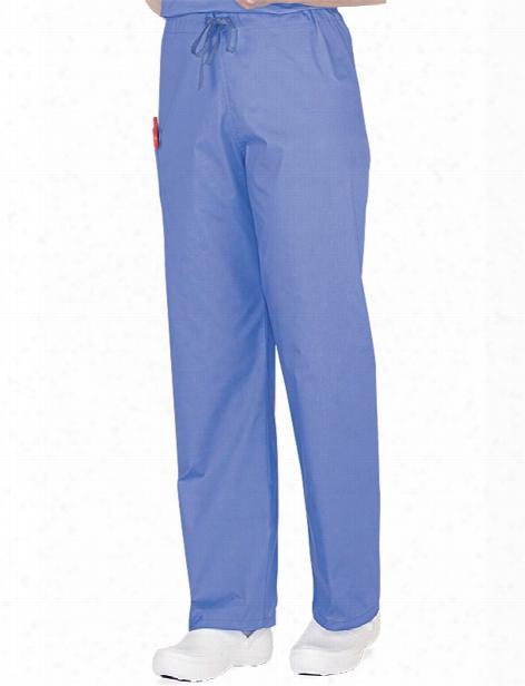Lydia's Scrubs - Lydia's Select Unisex Scrub Pant - Ceil Blue - Unisex - Unisex