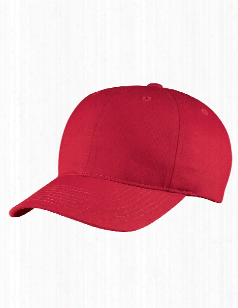 Port Authority Clearance Portflex Structured Cap - Engine Red - Unisex - Chefwear