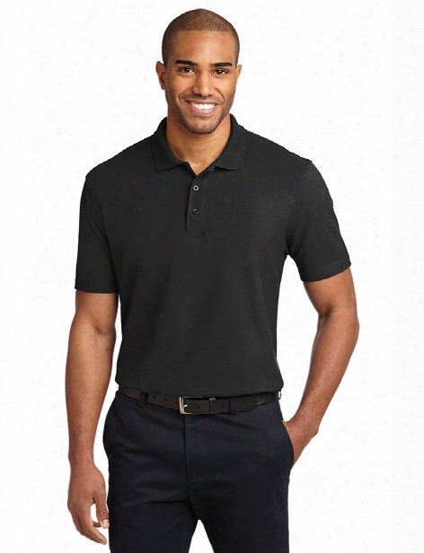 Port Authority Unisex Sport Pool Shirt - Black - Unisex - Corporate Apparel