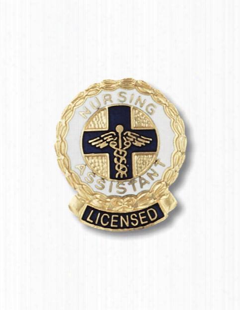 Prestige Medical Prestige Medical Licensed Nu Rsing Assistant Pin - Unisex - Medical Supplies