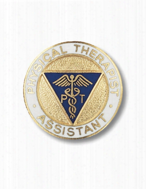 Prestige Medical Prestige Medical Physical Therapist Assistant Pin - Unisex - Medical Supplies