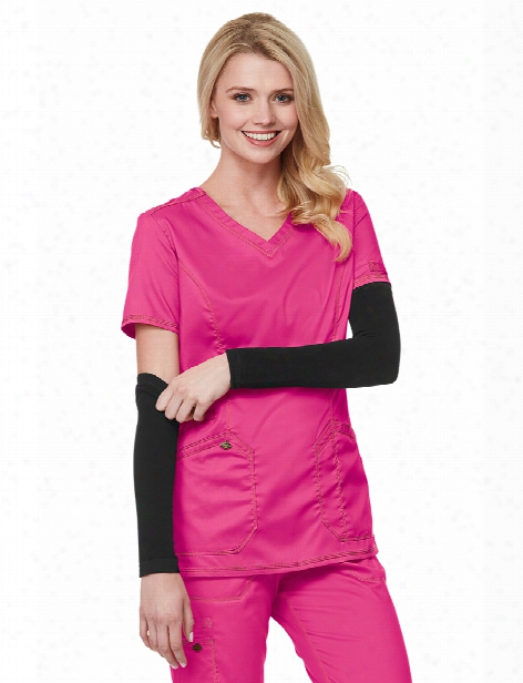 Think Medical Solid Color Medical Arm Sleeve - Black - Unisex - Medical Supplies