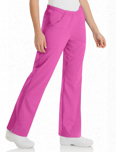 Urbane Ultimate Clearance Alexis Scrub Pant - Poppy - Female - Women's Scrubs
