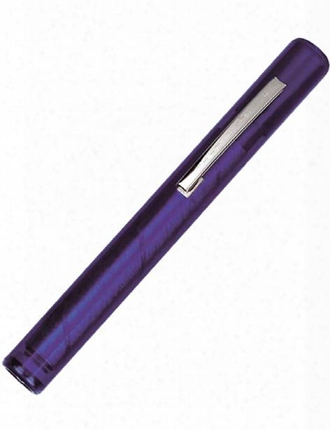 Prestige Medical Disposable Pearlescent Gem Penlight - Amethyst - Unisex - Medical Supplies