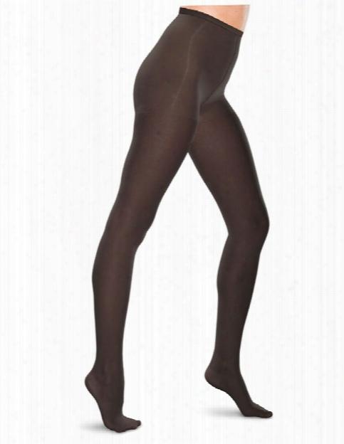 Therafirm 15-20 Mmhg Compression Pantyhose - Black - Female - Women's Scrubs