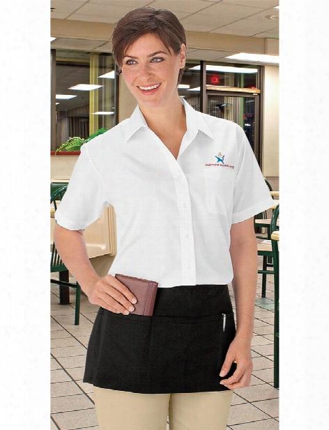 Uniform Warehouse Uniform Warehouse Three Pocket Waist Apron - Unisex - Chefwear