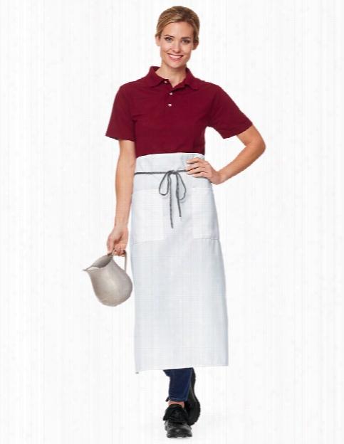 Uniform Warehouse Uniform Warehouse Value Bistro Apron - Unisex - Chefwear