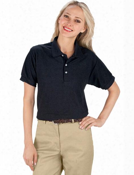 Usa Made Sport Unisex Polo Shirt - Black - Unisex - Corporate Apparel