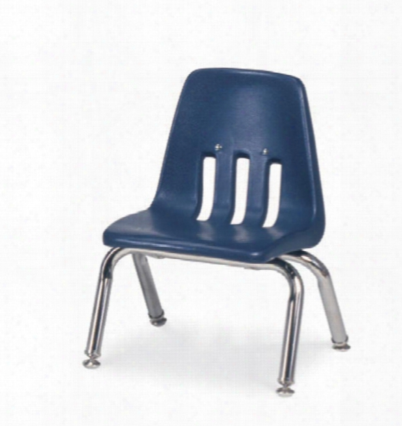 """10"""" Stack Chair By Virco"""