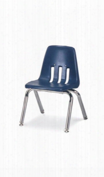 """12"""" Stack Chair By Virco"""