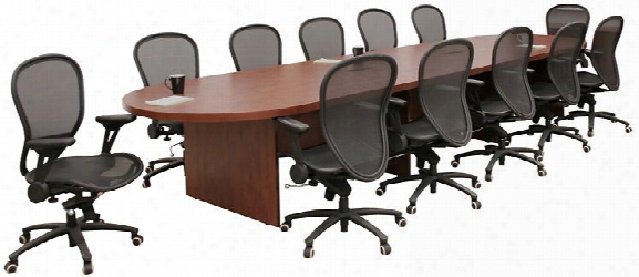 16' Modular Conference Table By Regency Furniture