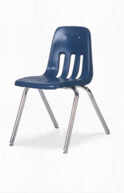 "18"" Stack Chair By Virco"