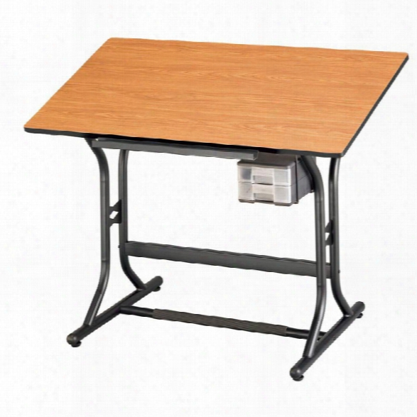 """24"""" X 40"""" Art, Drafting And Hobby Table By Alvin"""