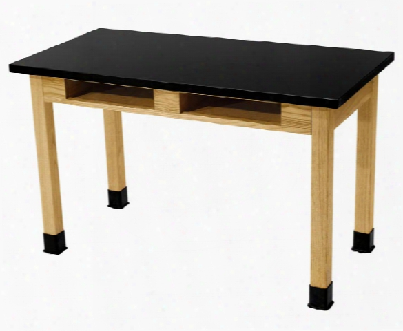 "24"" X 48"" Science Table By National Public Seating"