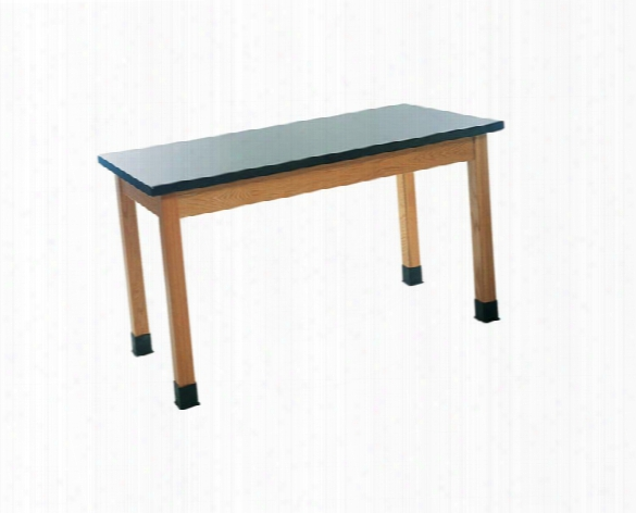 "24"" X 54"" Science Table With Laminate Top By Diversified Woodcrafts"