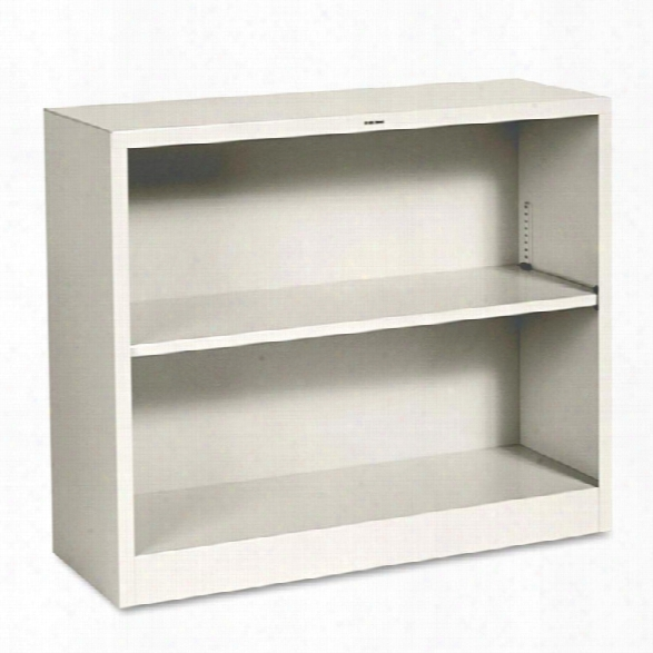 """29"""" Steel Bookcase By Hon"""