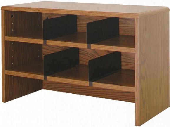 """29""""ww Two Shelf Desktop Organizer By Ironwood"""