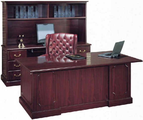 3 Piece Office Set By High Point Furniture